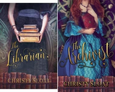 The Librarian Chronicles (2 Book Series)