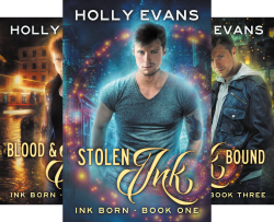 Stolen Ink Book 1 in the Ink Born series – Urban Fantasy with gay tattoo magician.