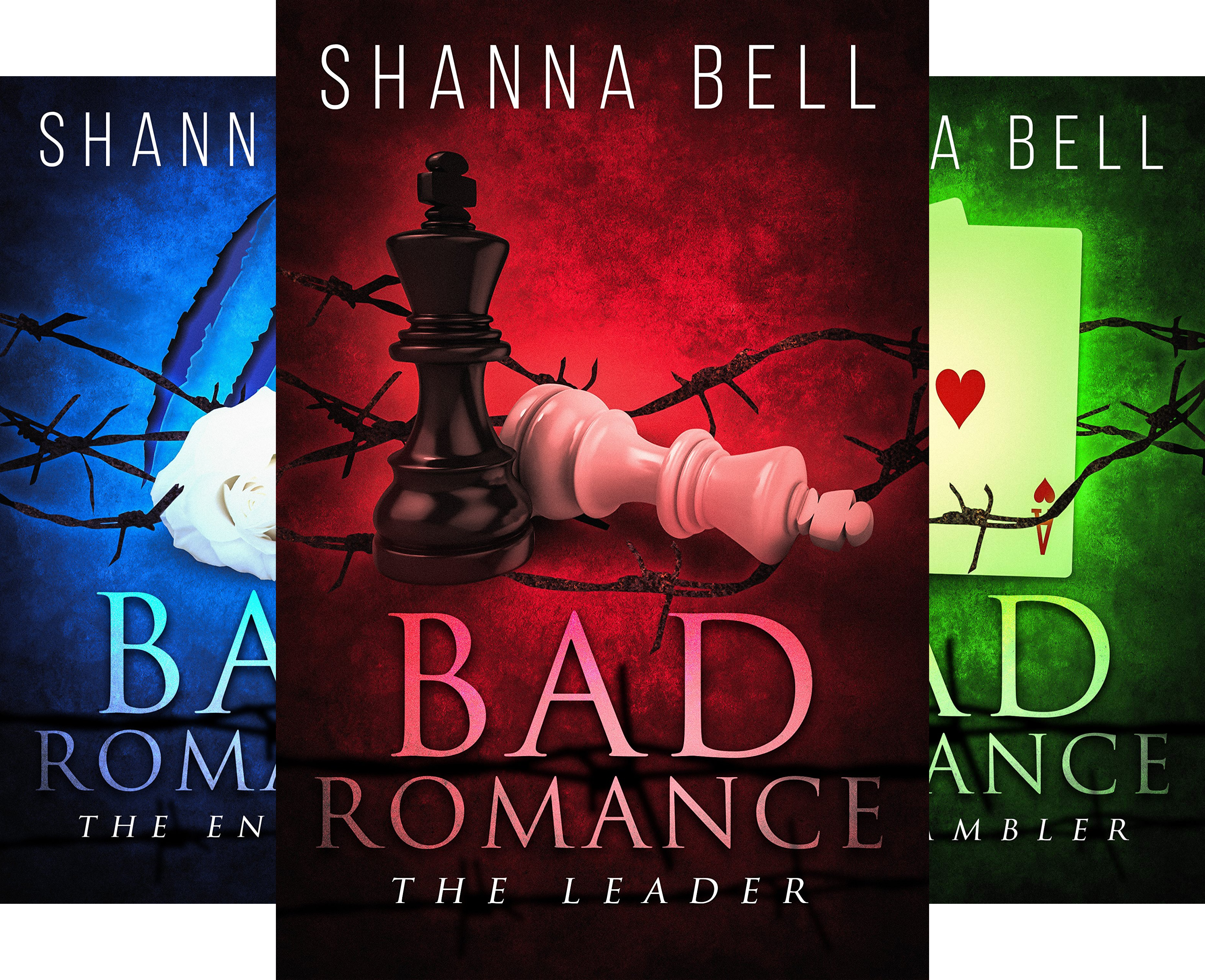 Bad Romance (3 Book Series)
