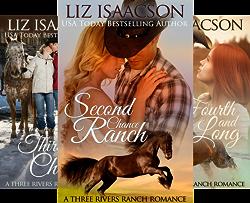 Three Rivers Ranch Romance (10 Book Series) by  Liz Isaacson Elana Johnson
