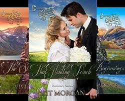 Cutter's Creek (24 Book Series) by  Kit Morgan Cutter's Creek Vivi Holt Cutter's Creek Annie Boone Kari Trumbo