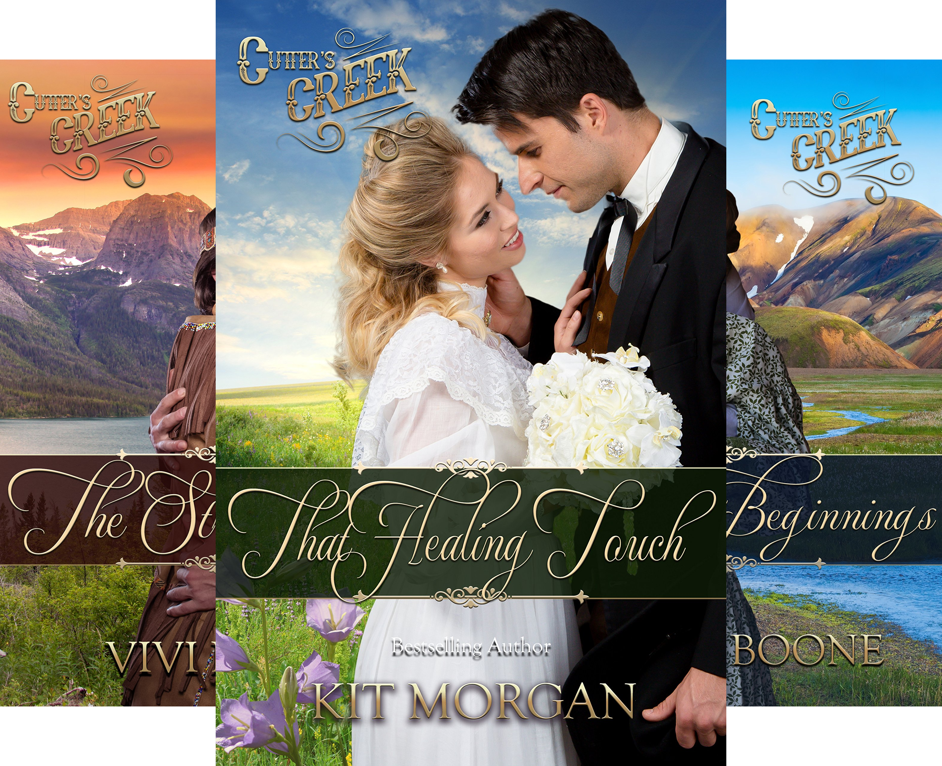 Cutter's Creek (21 Book Series)