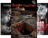 img - for Horror-Legionen (Reihe in 3 B nden) book / textbook / text book