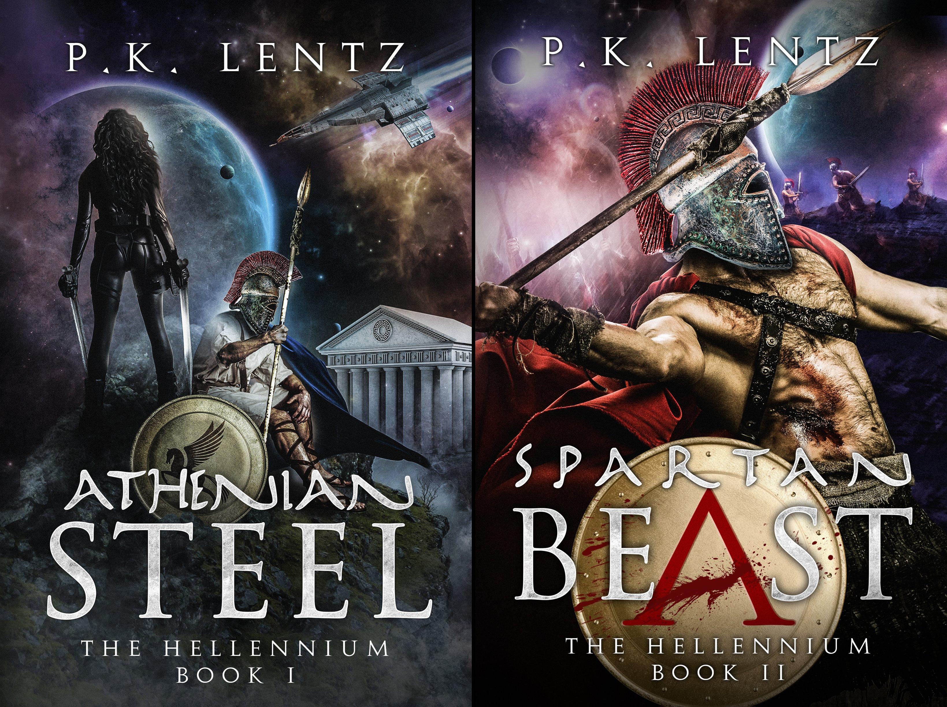 The Hellennium (2 Book Series)