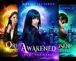 Many Lives Prequel (3 Book Series) by  Laxmi Hariharan