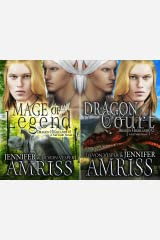 Dragon Highlands (2 Book Series)