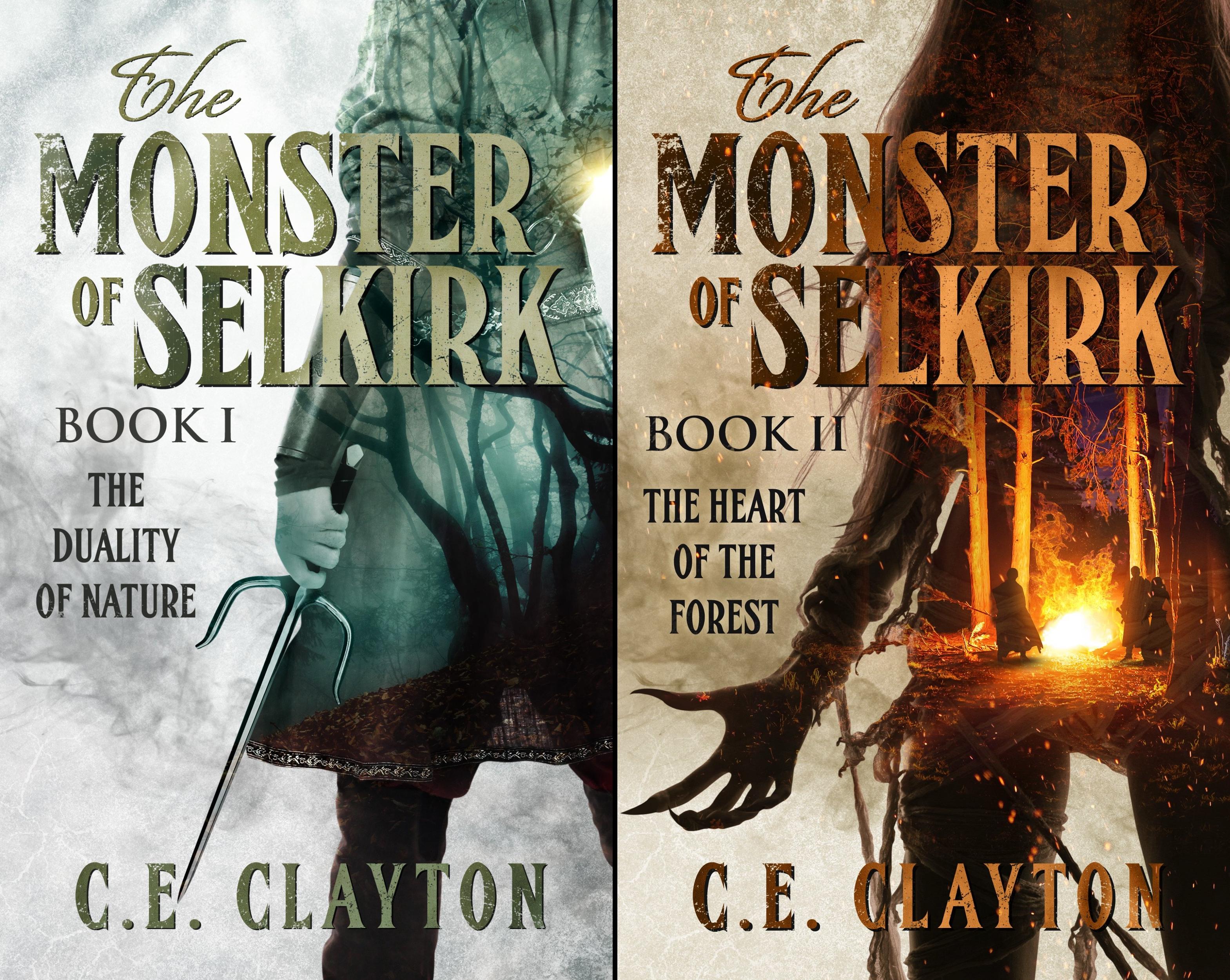 The Monster of Selkirk (2 Book Series)