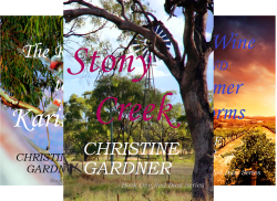 Red Dust Series (3 Book Series) by  Christine Gardner