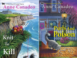 A Black Sheep & Co. Mystery (2 Book Series) by  Anne Canadeo