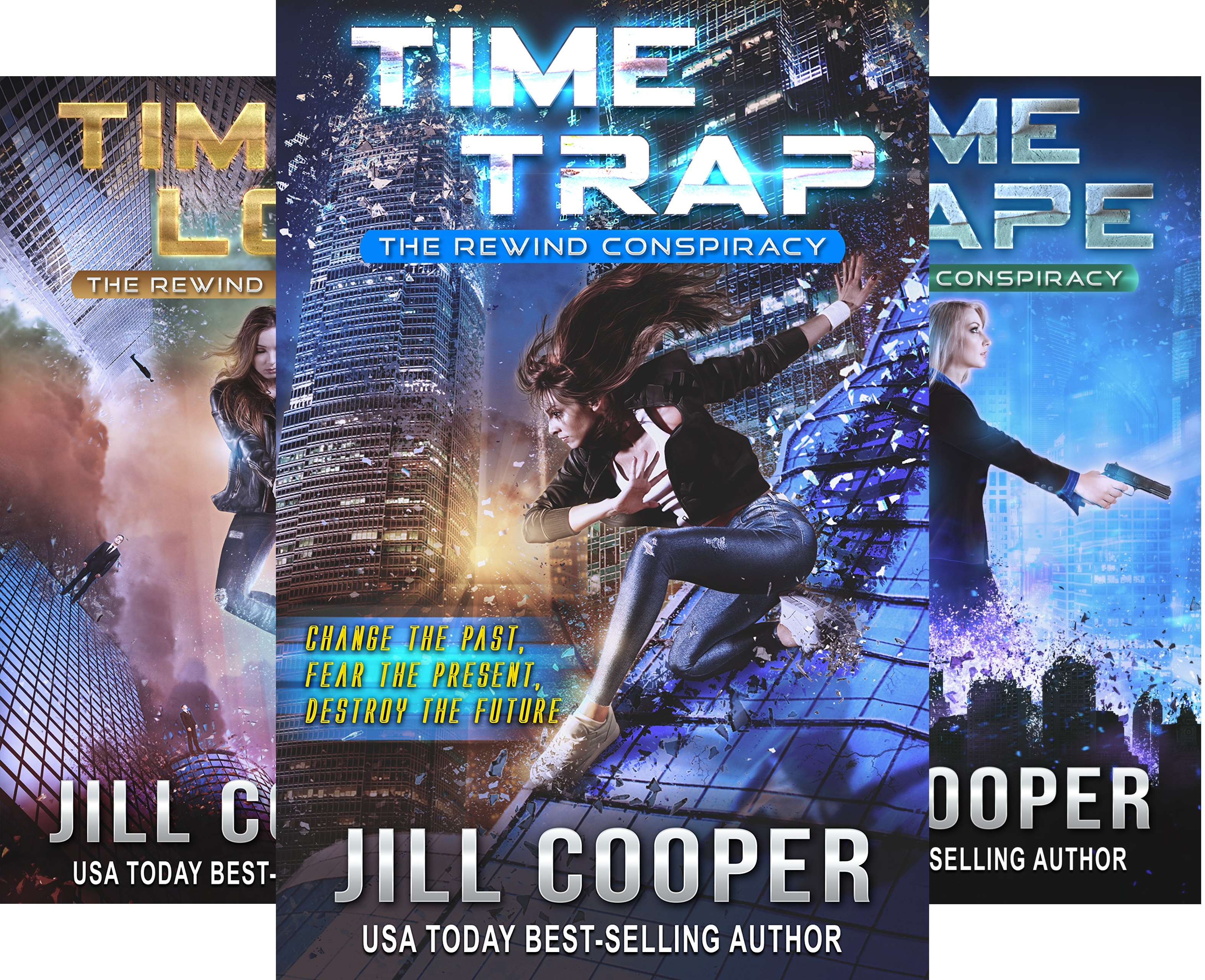The Rewind Conspiracy (5 Book Series)