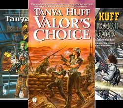Valor Novel (5 Book Series) by  Tanya Huff