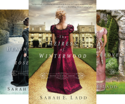 Whispers On The Moors (3 Book Series) by  Sarah E. Ladd