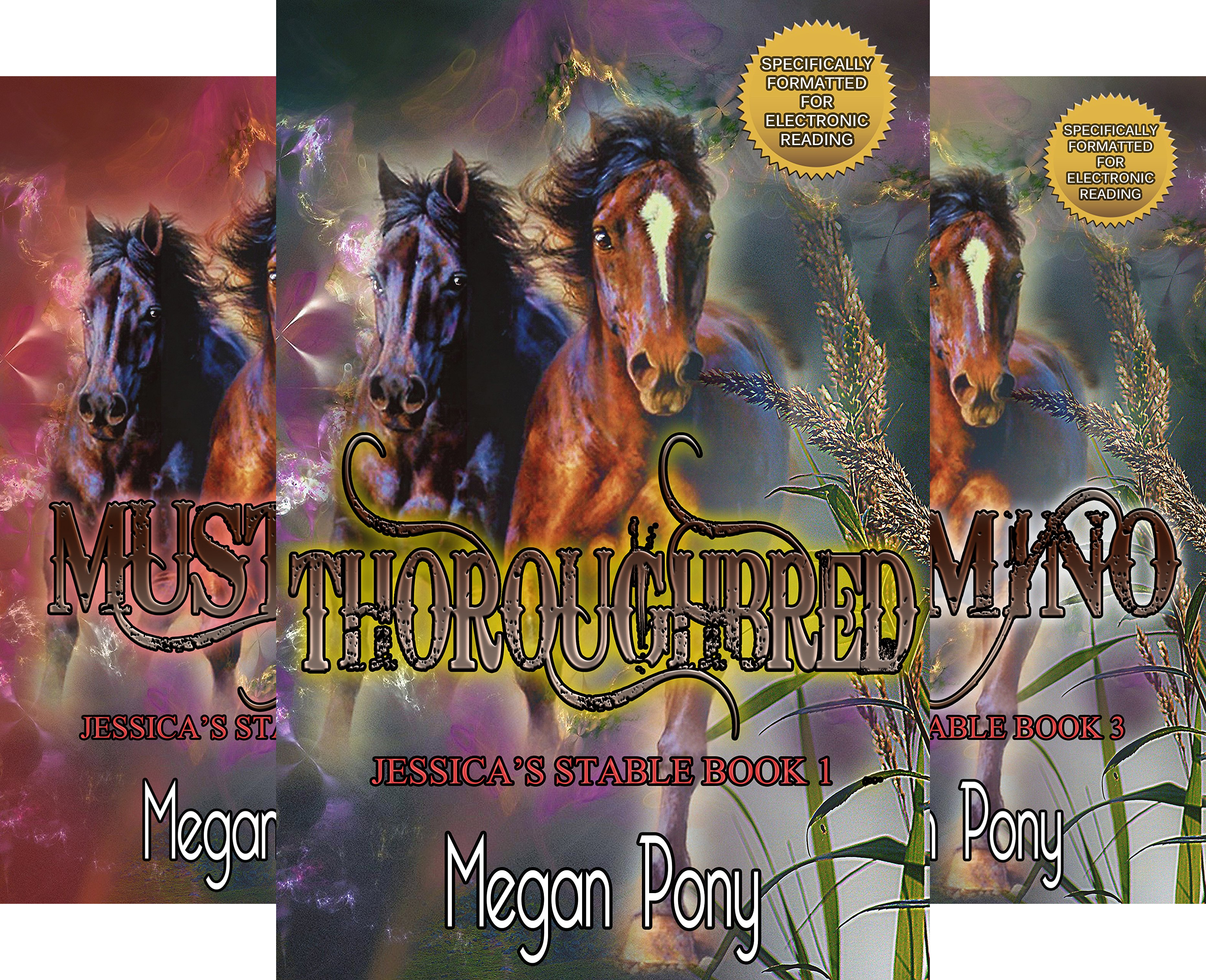 Jessica's Stable (3 Book Series)