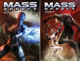 Mass Effect Omnibus (2 Book Series)