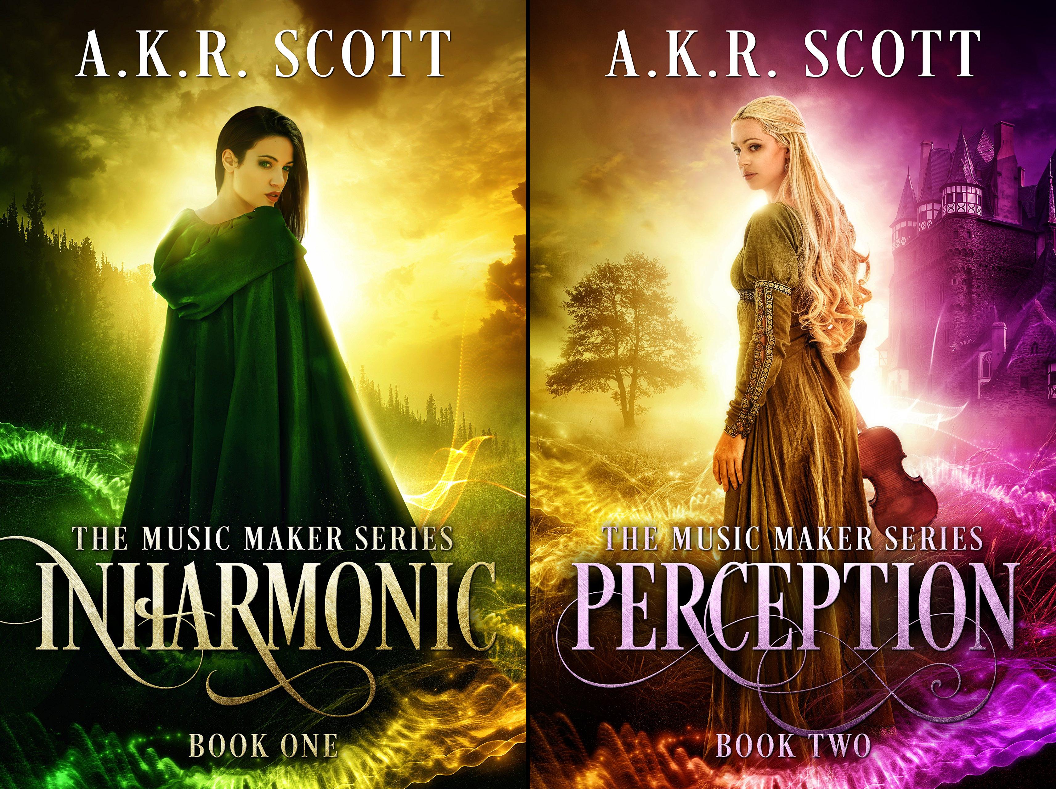 The Music Maker Series (2 Book Series)