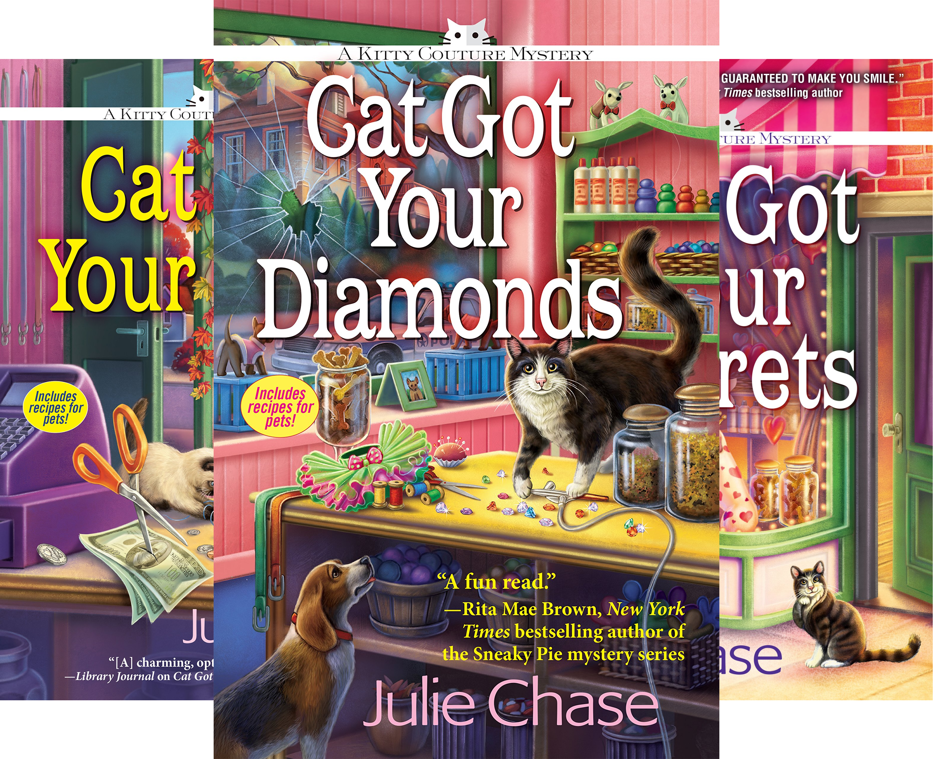 A Kitty Couture Mystery (3 Book Series)