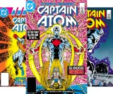img - for Captain Atom (1986-1991) (Issues) (50 Book Series) book / textbook / text book