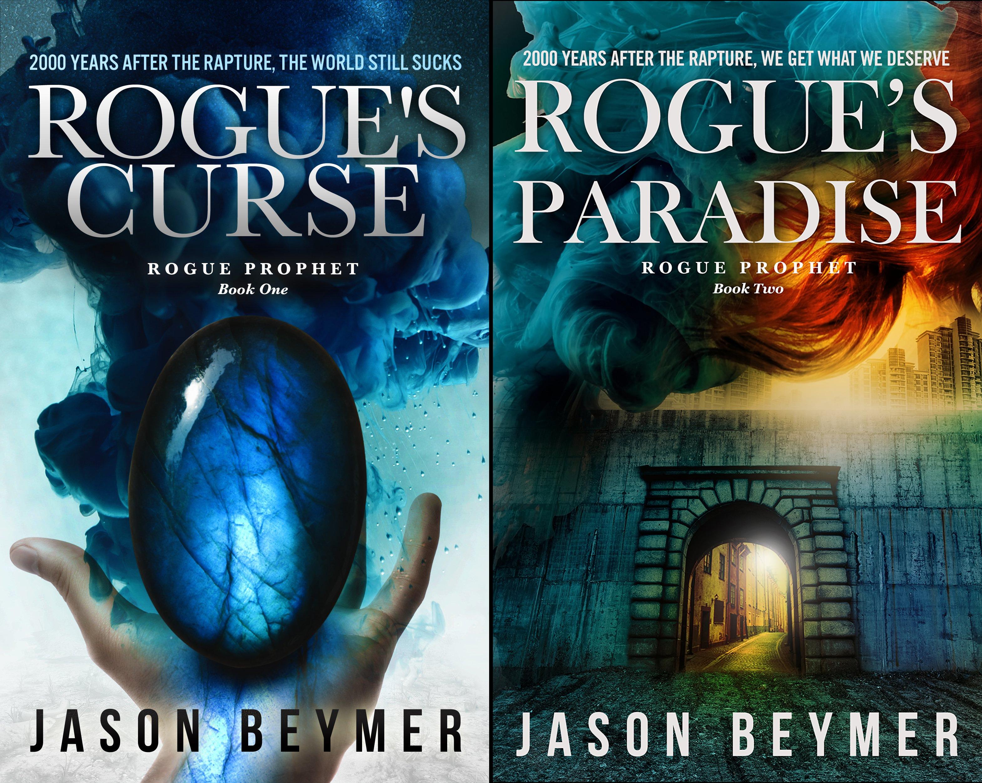 Rogue Prophet (2 Book Series)