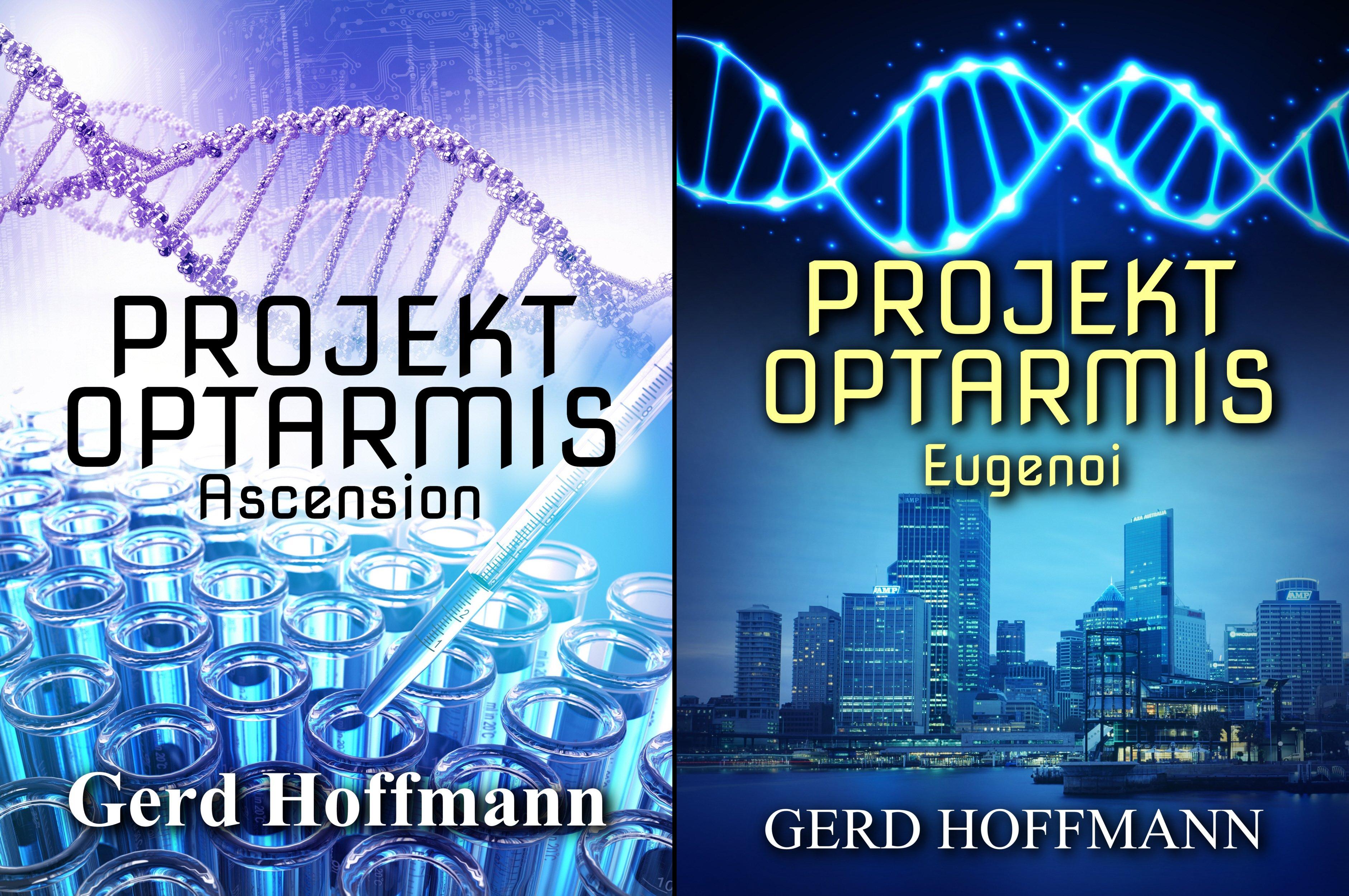 Optarmis (Reihe in 2 Bänden)