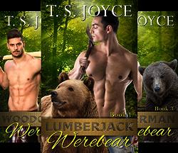 Saw Bears Series (7 Book Series) by  T. S. Joyce