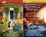 The Book Retreat Mysteries (2 Book Series)