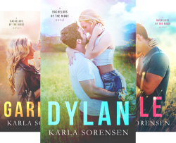 Bachelors of the Ridge (4 Book Series) by  Karla Sorensen