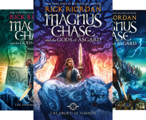 Rick Riordan's Norse Mythology (3 Book Series) Kindle Edition by Rick Riordan