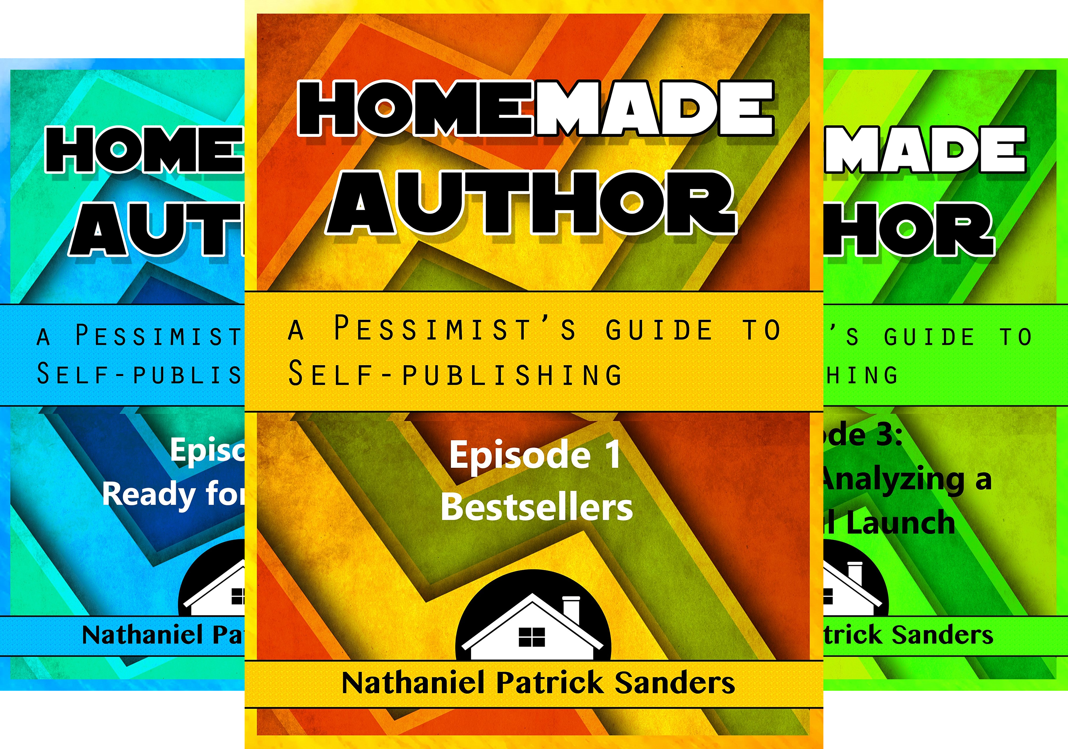 The Pessimist's Guide to Self Publishing (5 Book Series)