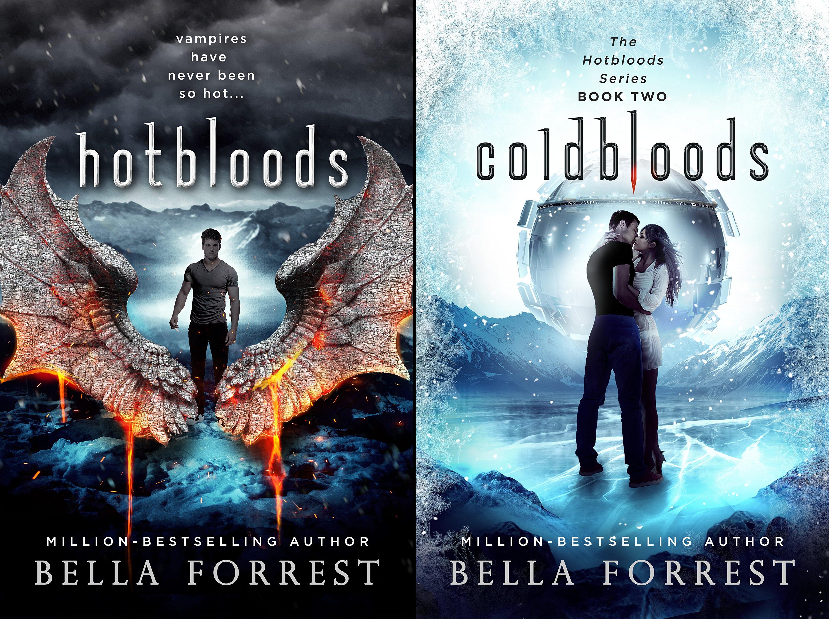 Hotbloods (2 Book Series)