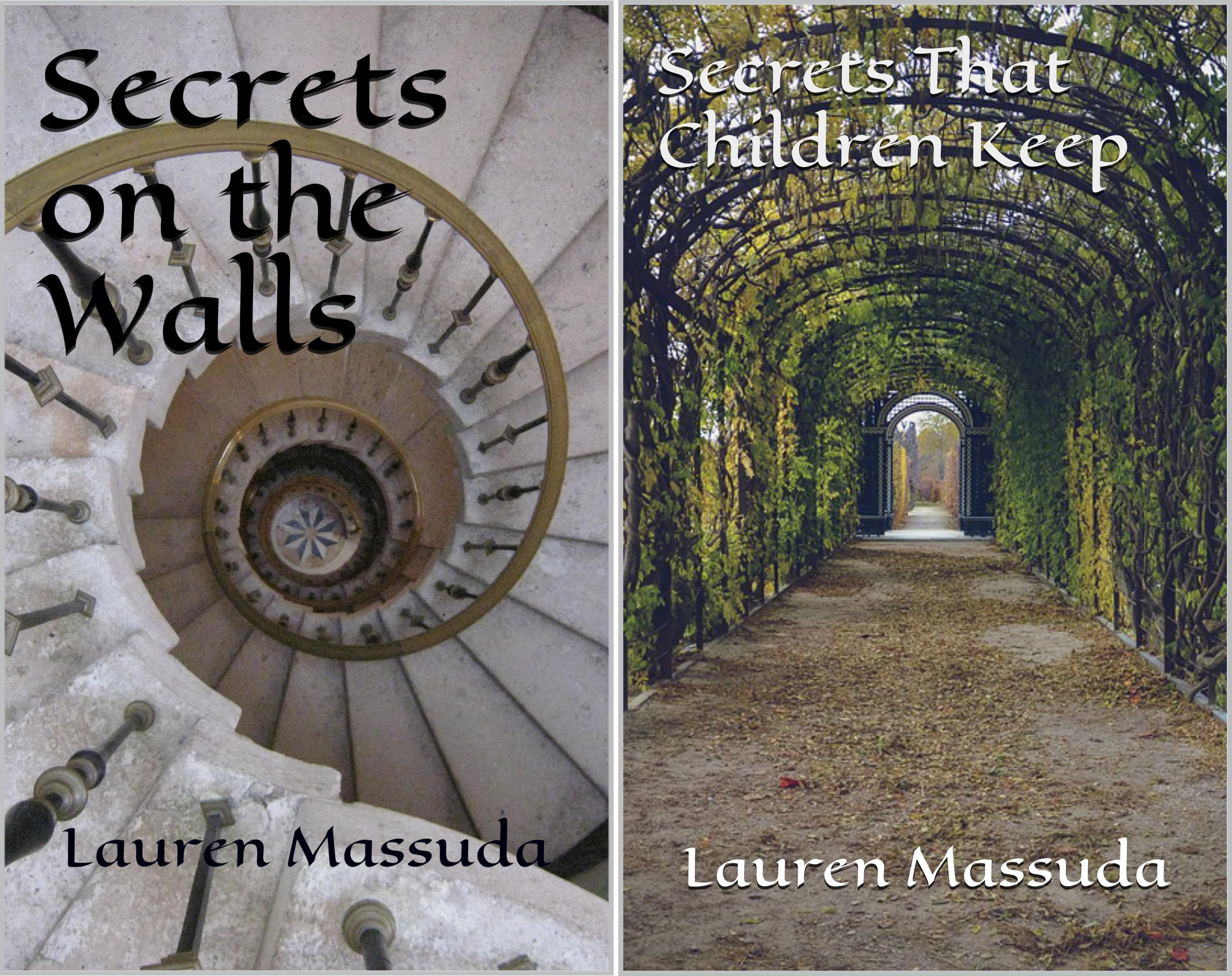 Secrets on the Walls (2 Book Series)
