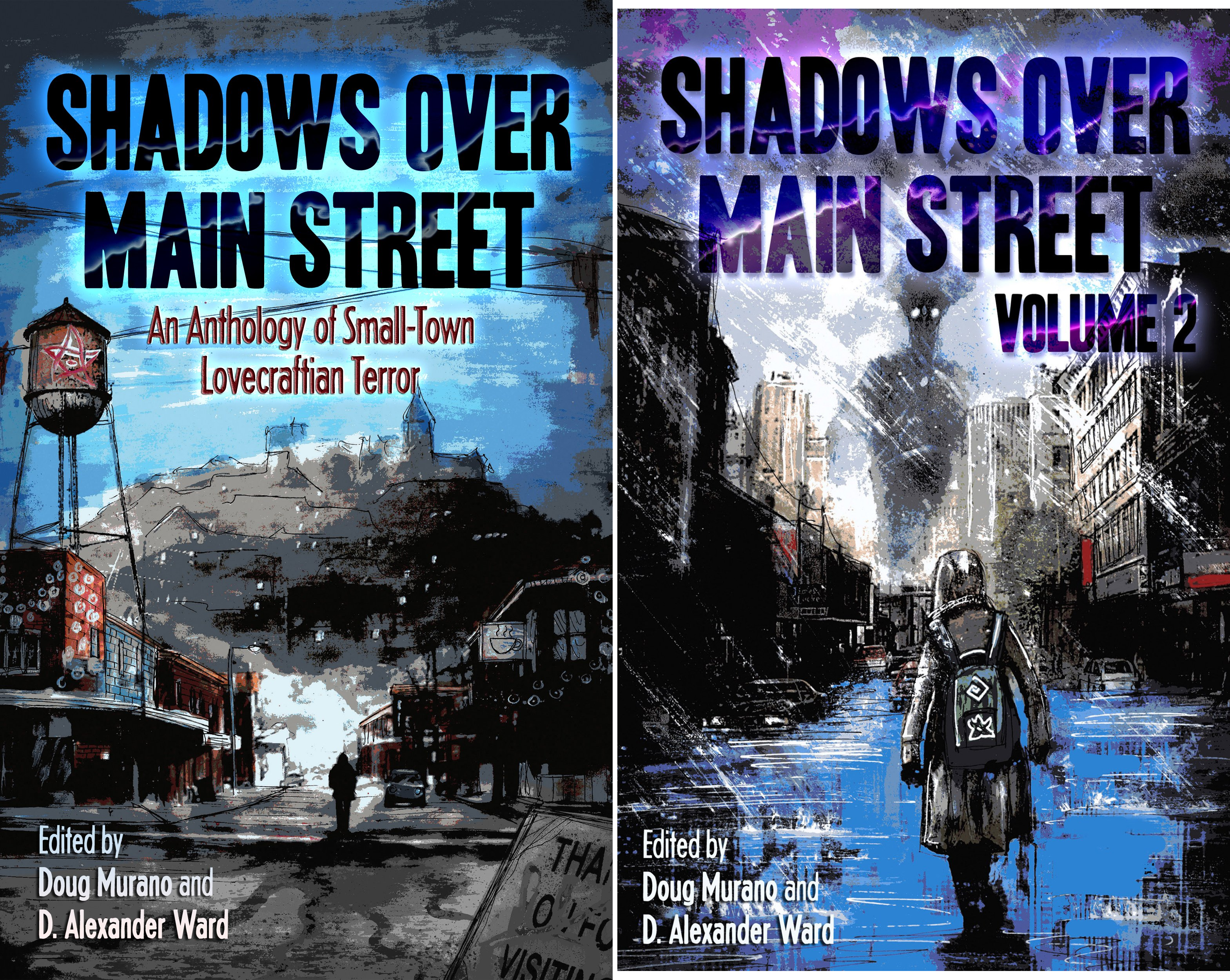 Shadows Over Main Street (2 Book Series)