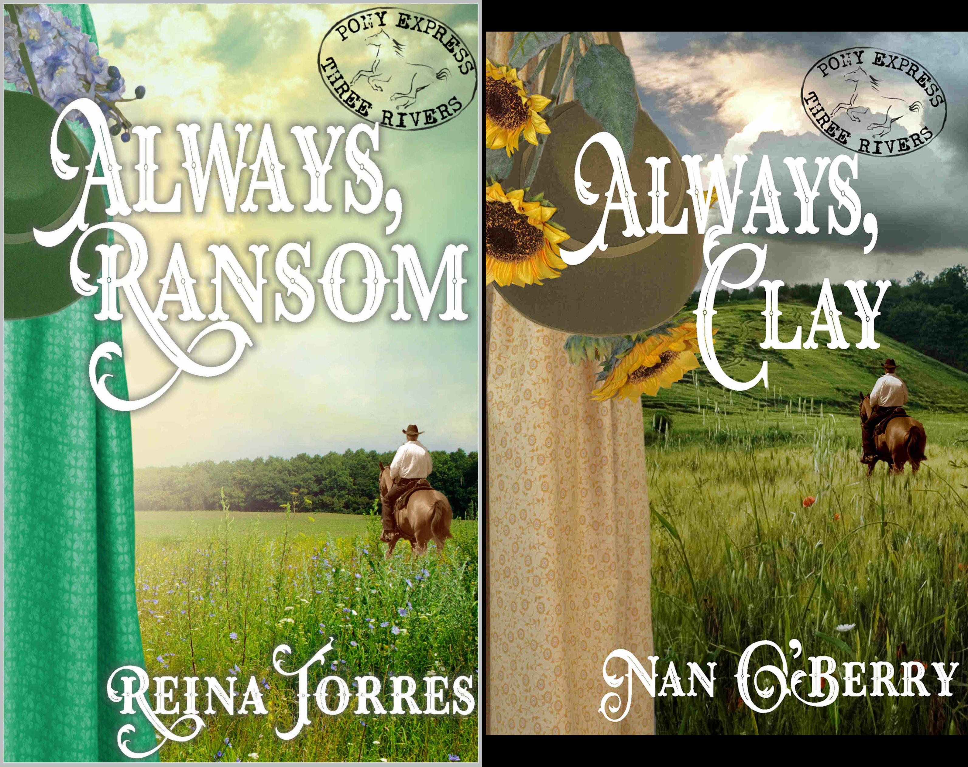 Three Rivers Express (2 Book Series)