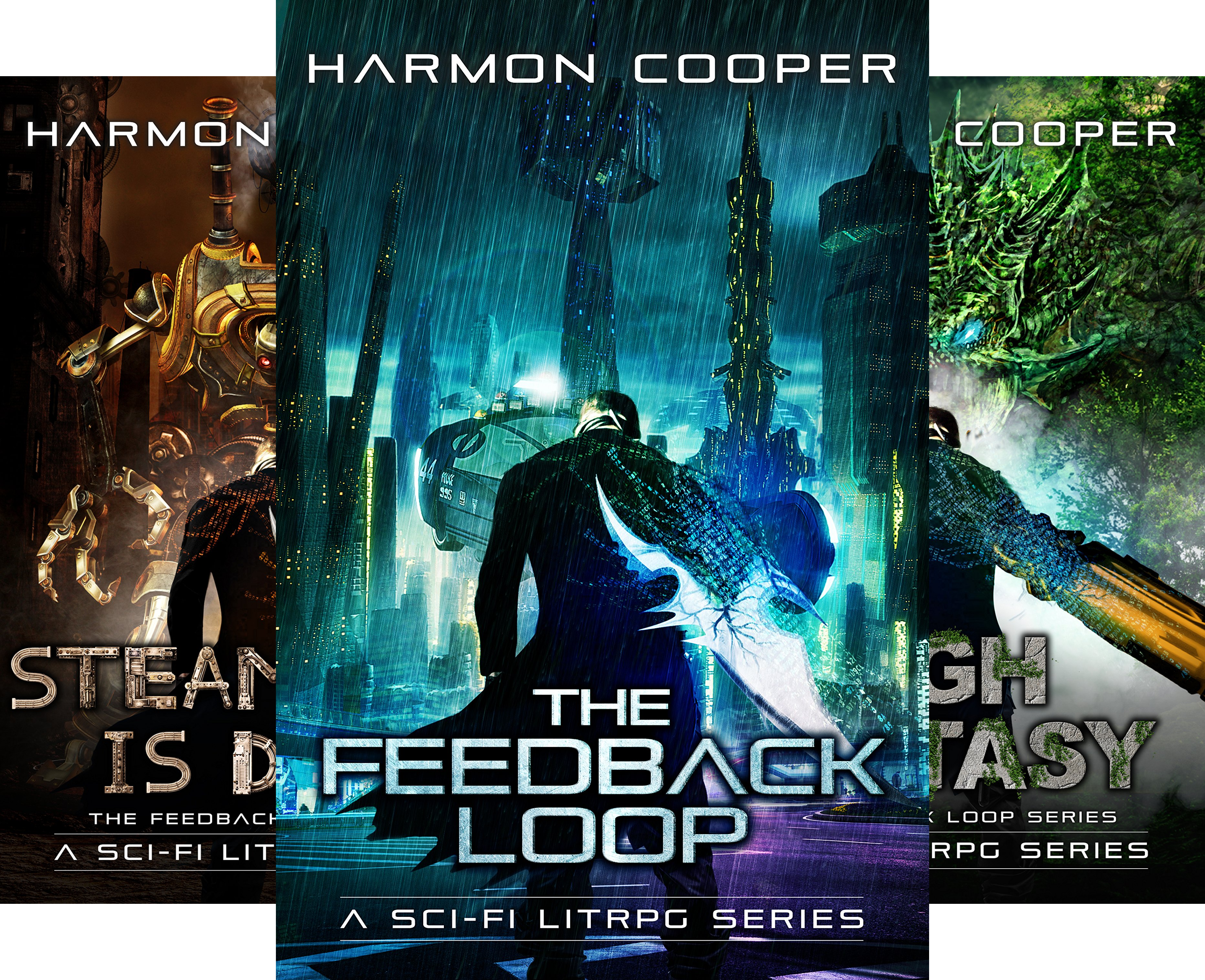 The Feedback Loop (7 Book Series)