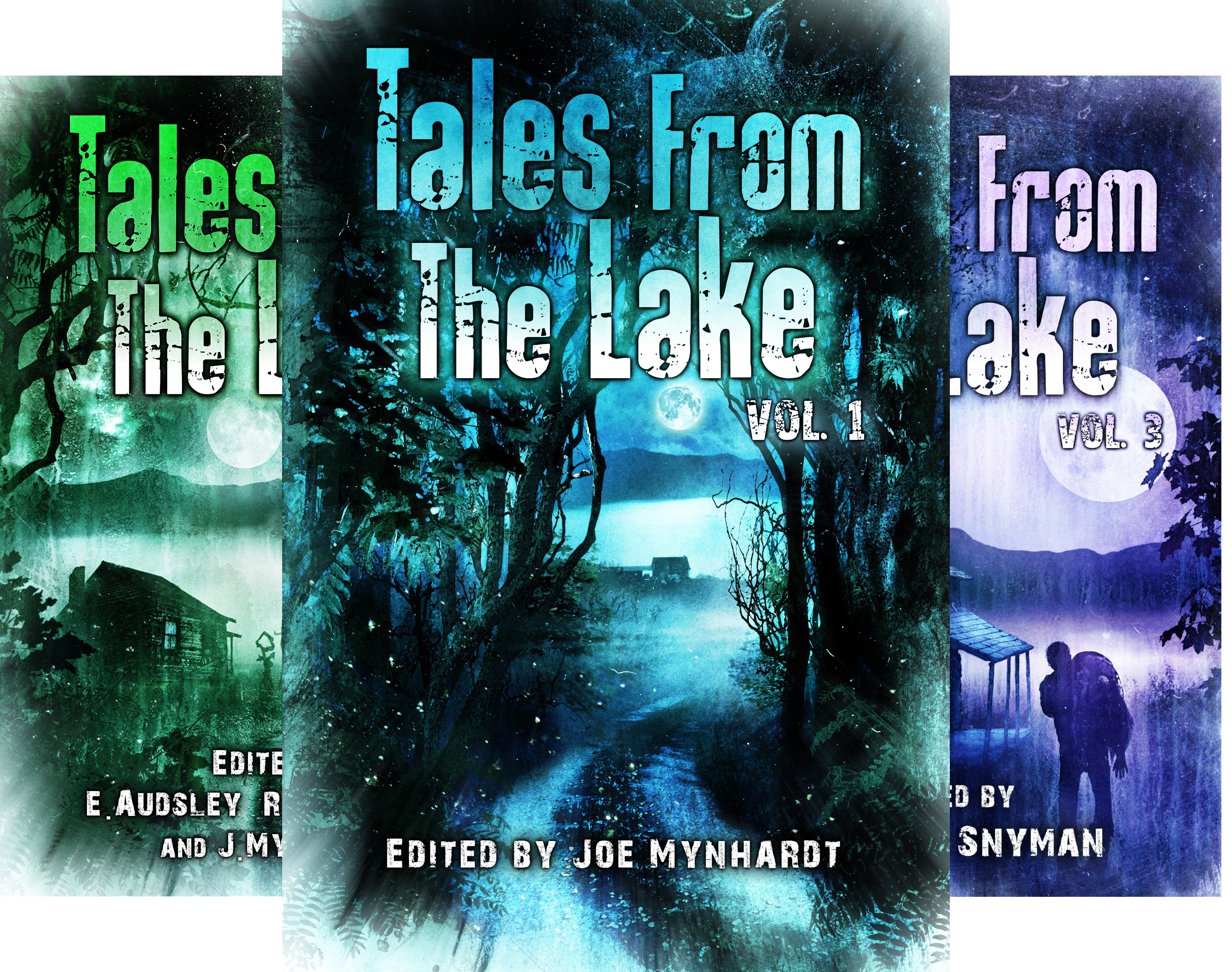 Tales from The Lake (3 Book Series)