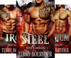Rent-A-Dragon (3 Book Series) by  Terry Bolryder