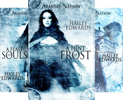 Araneae Nation (5 Book Series) by  Hailey Edwards Hailey  Edwards