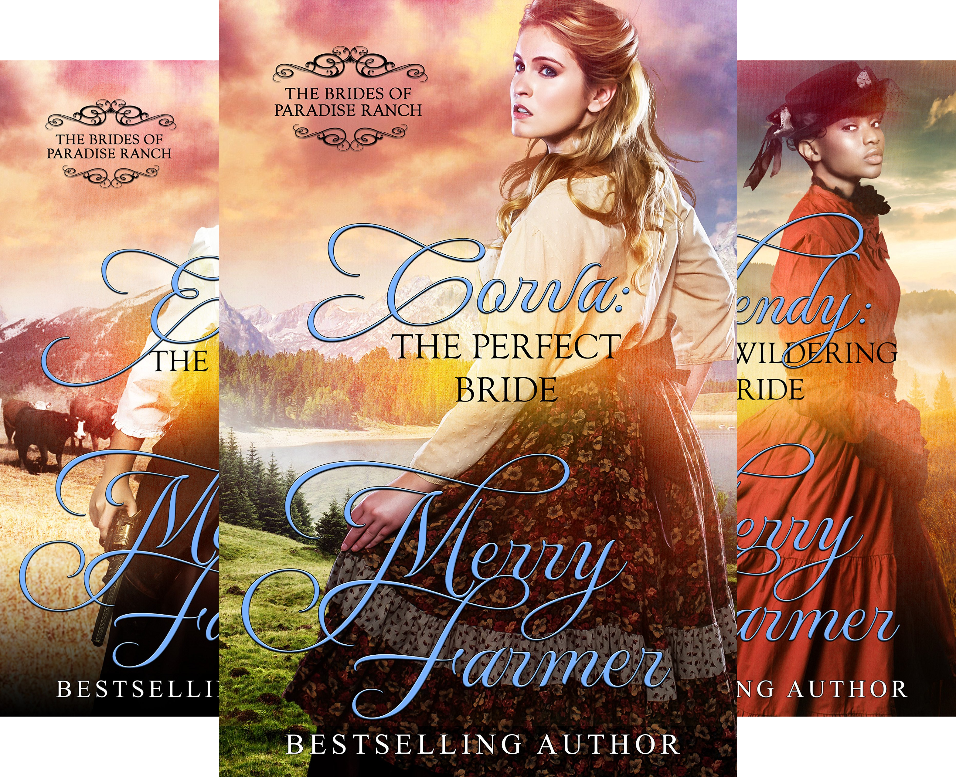 The Brides of Paradise Ranch (9 Book Series)