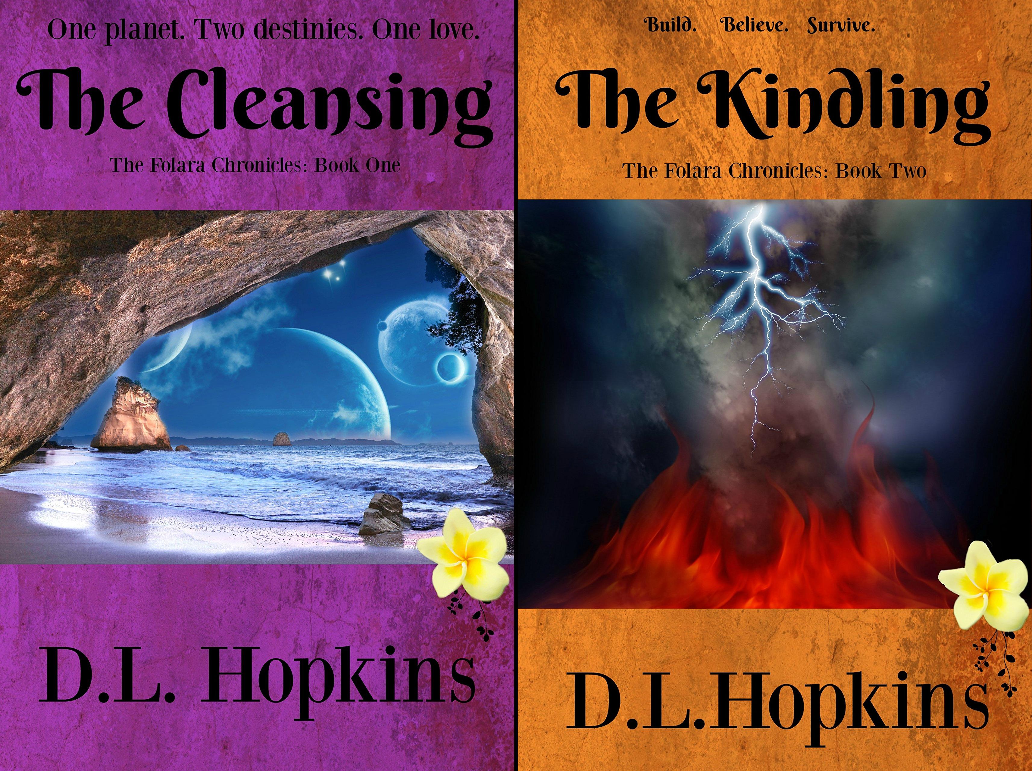 Chronicles of Folara (2 Book Series)