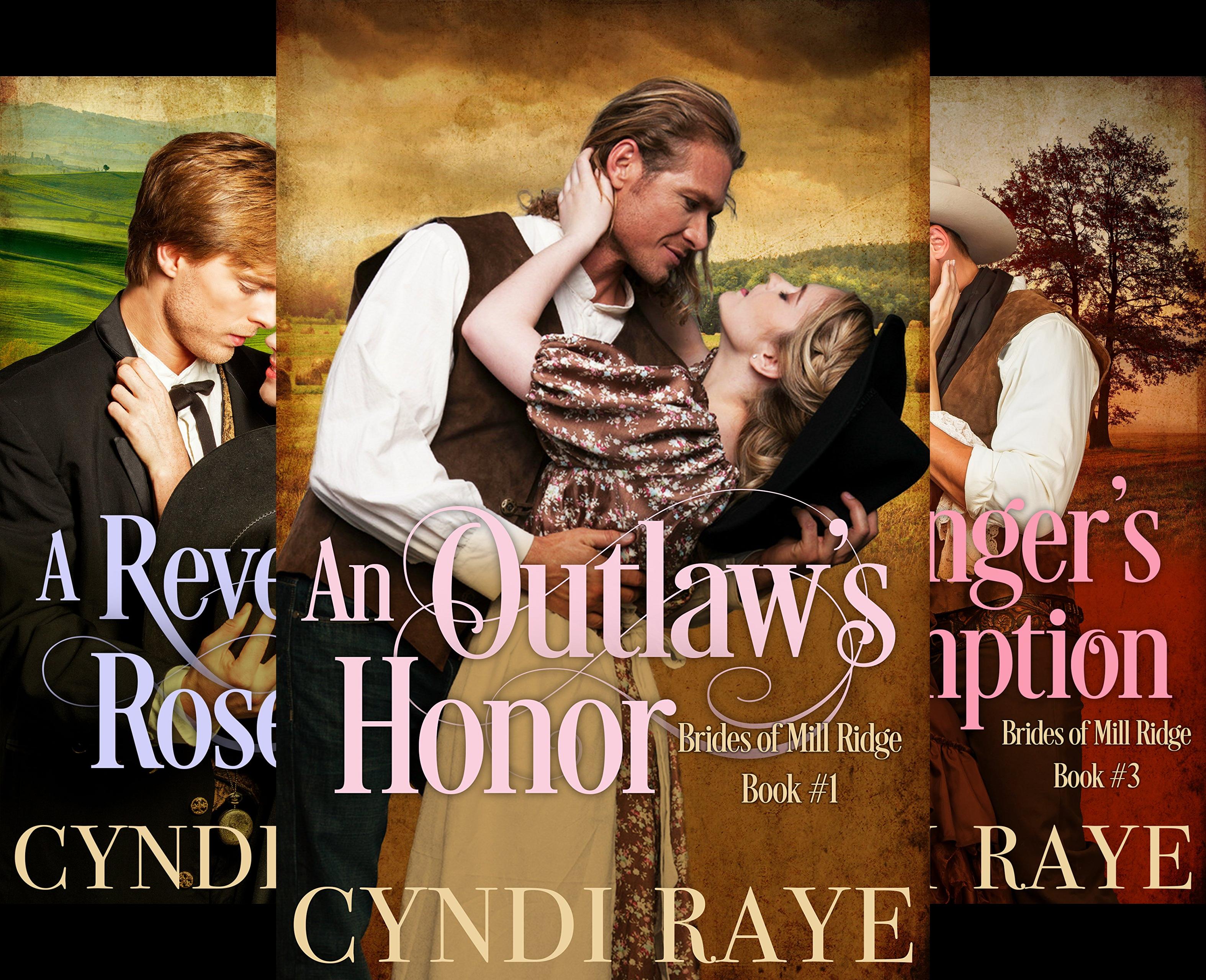 Brides of Mill Ridge (3 Book Series)
