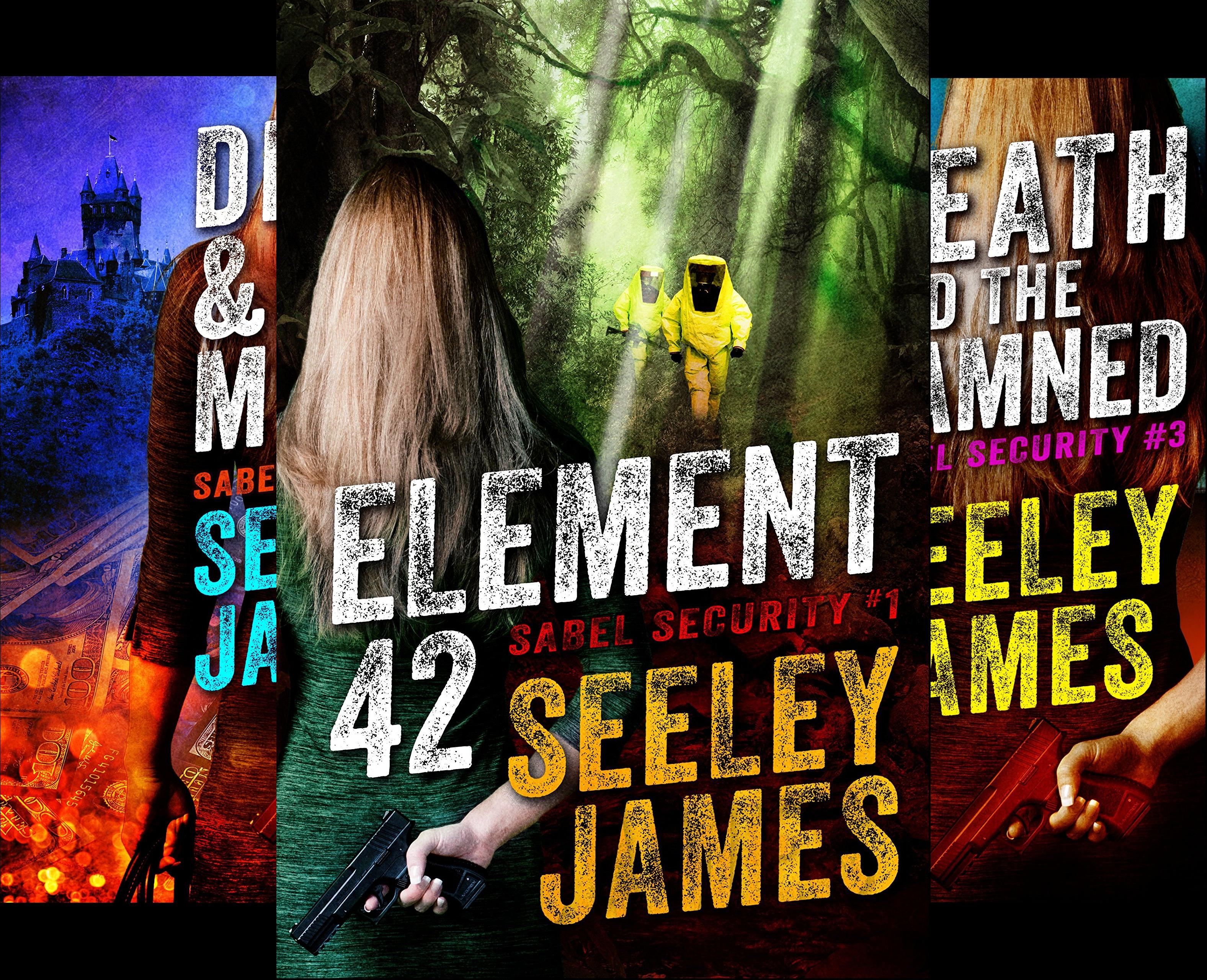 Sabel Security (5 Book Series)
