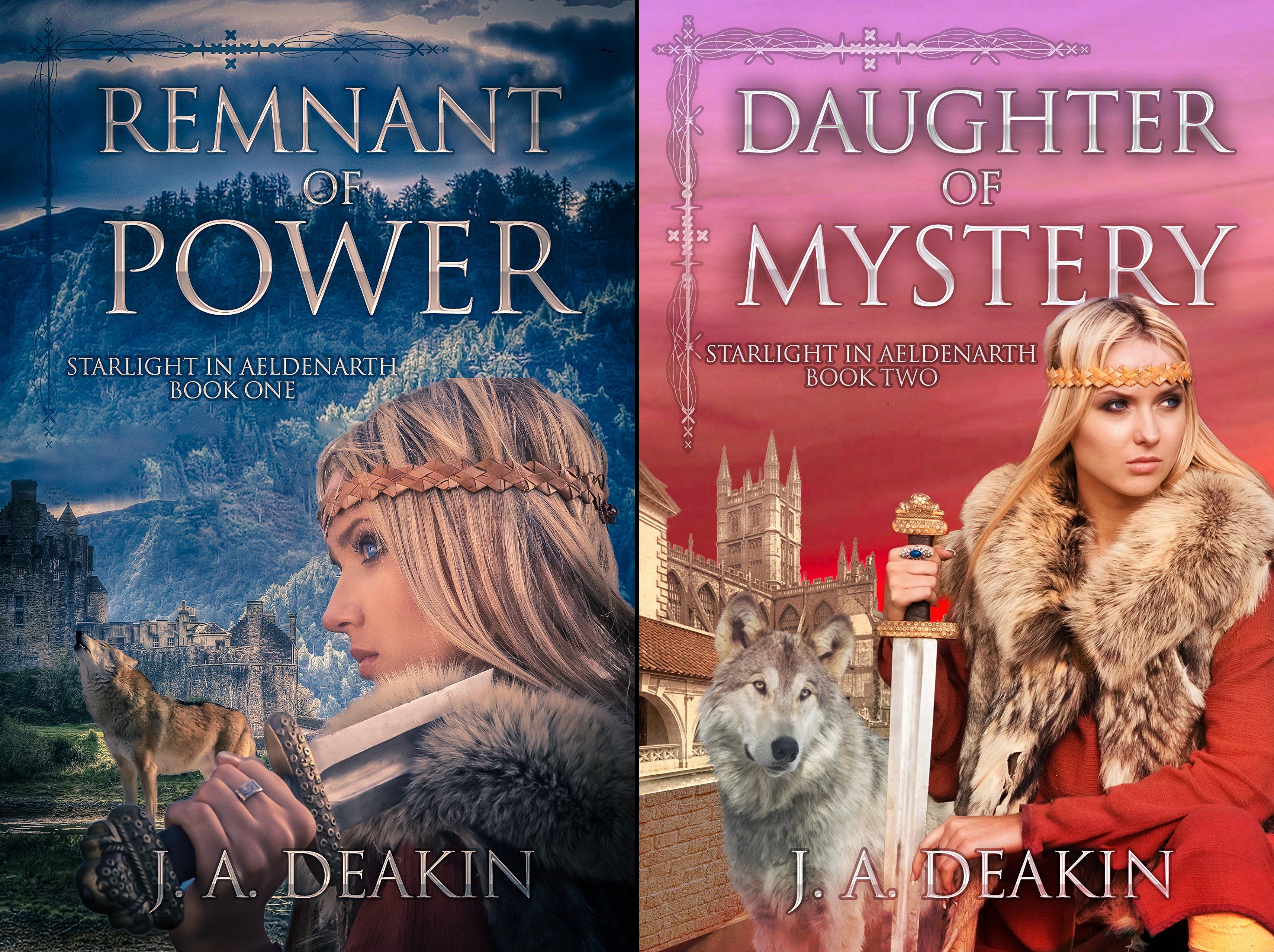 Starlight in Aeldenarth (2 Book Series)