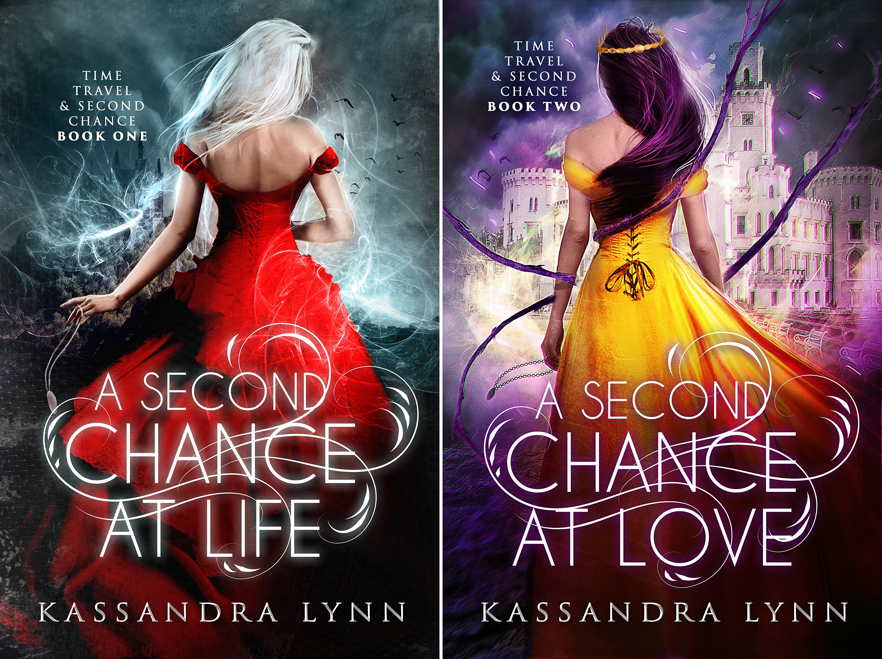Time Travel and Second Chance (2 Book Series)