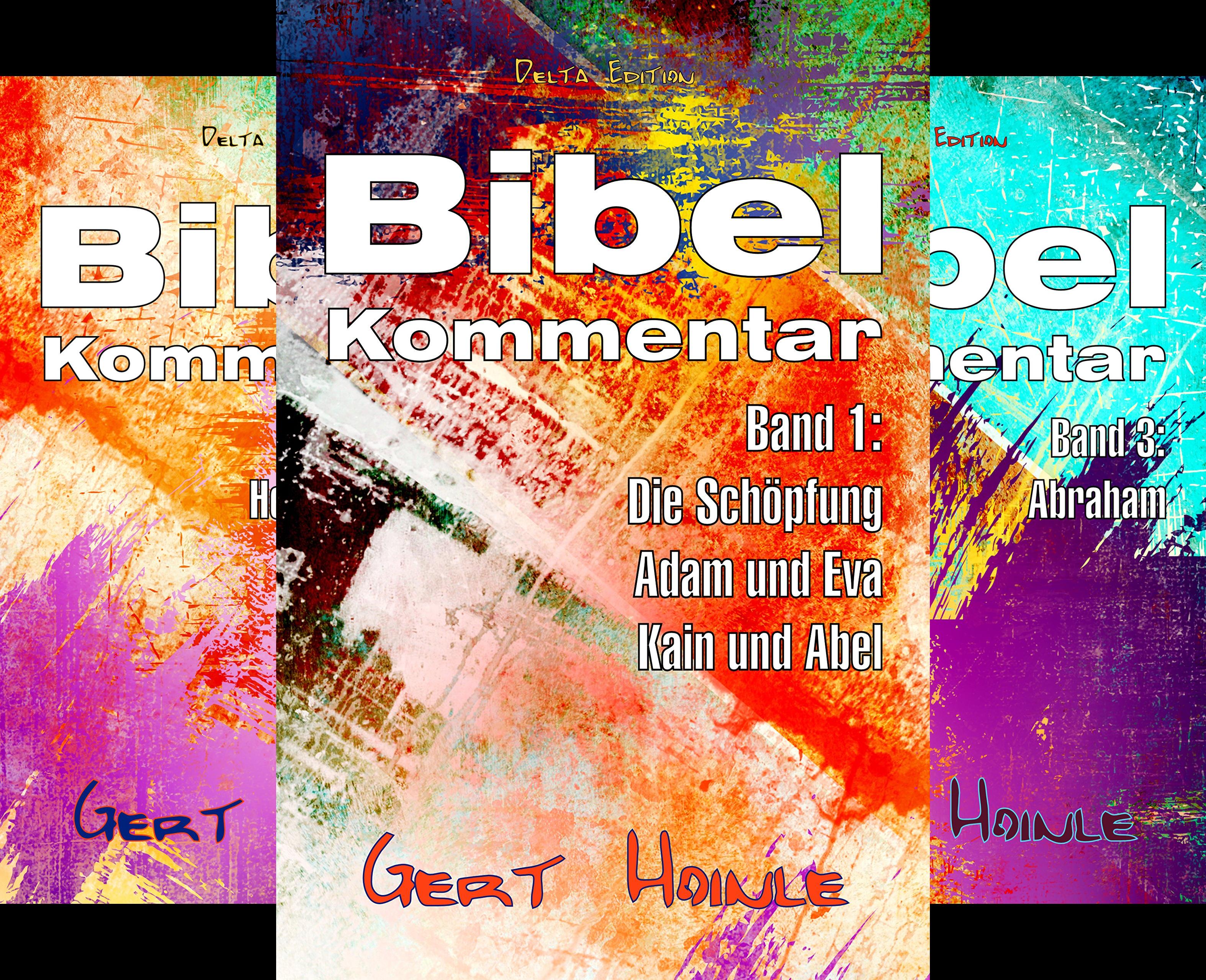 Bibelkommentar (Reihe in 5 Bänden)