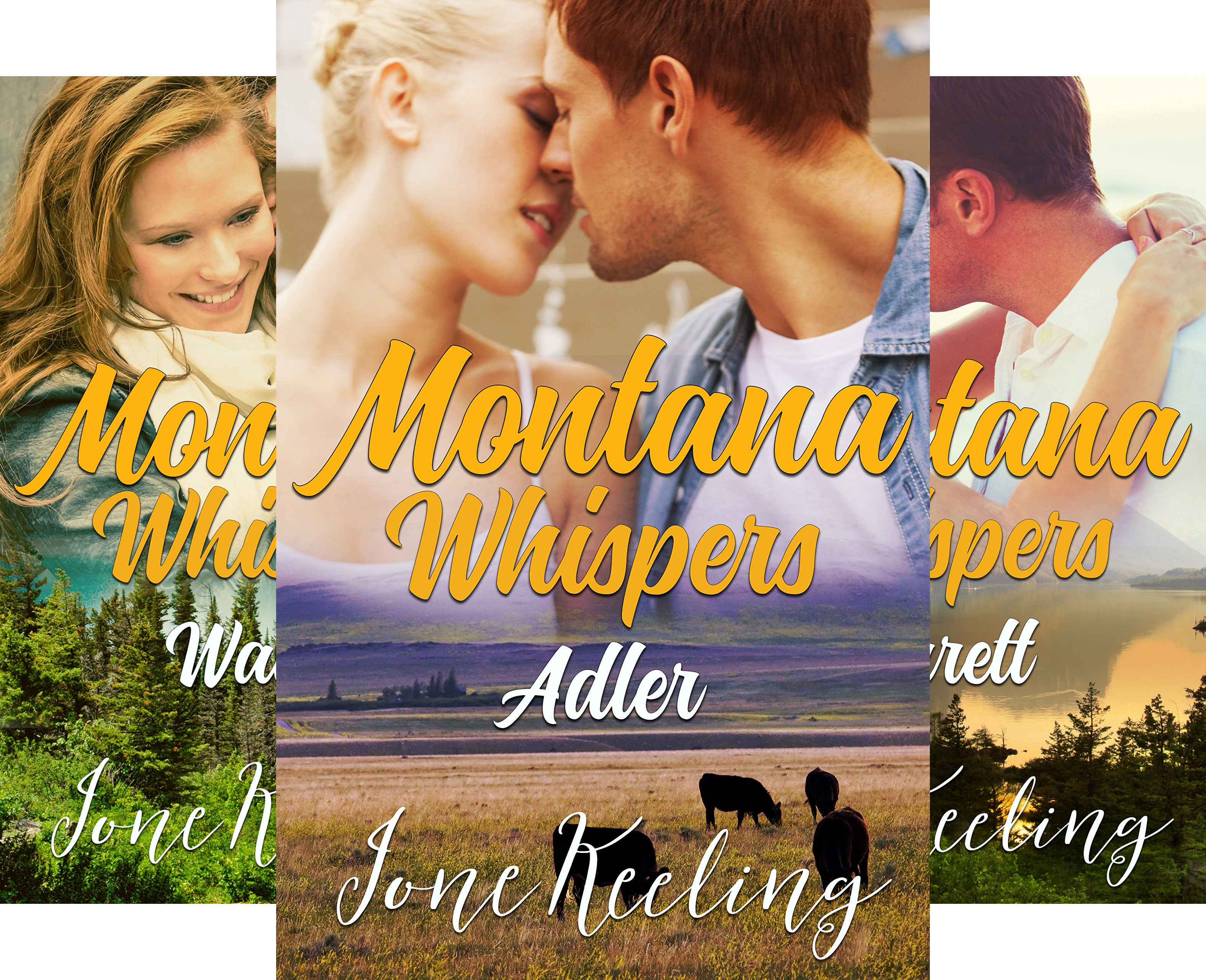 Montana Whispers (3 Book Series)