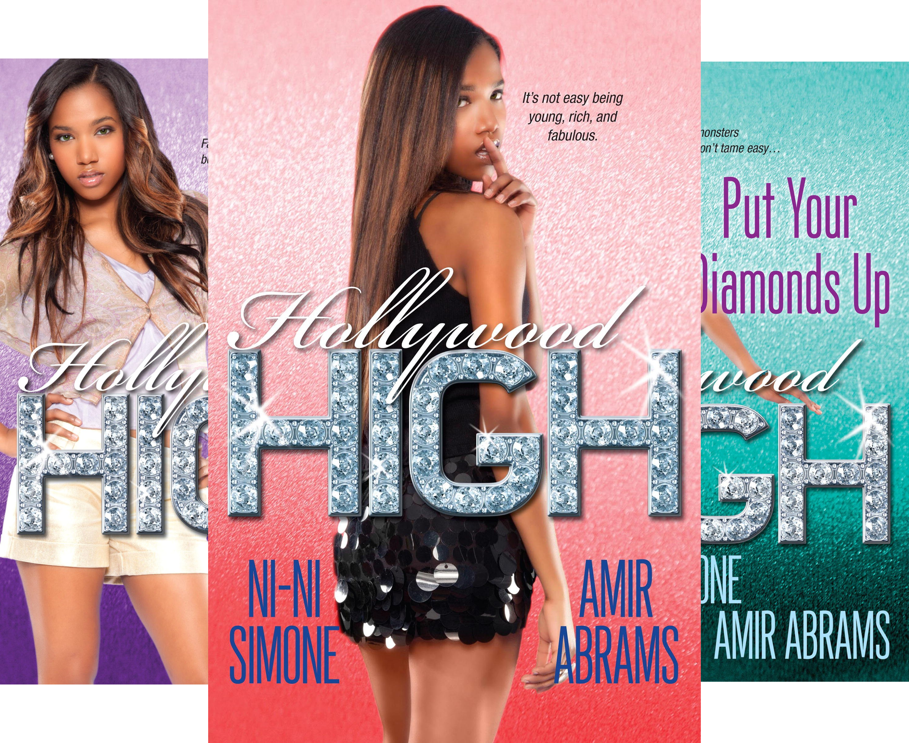 Download Hollywood High (4 Book Series) Pdf