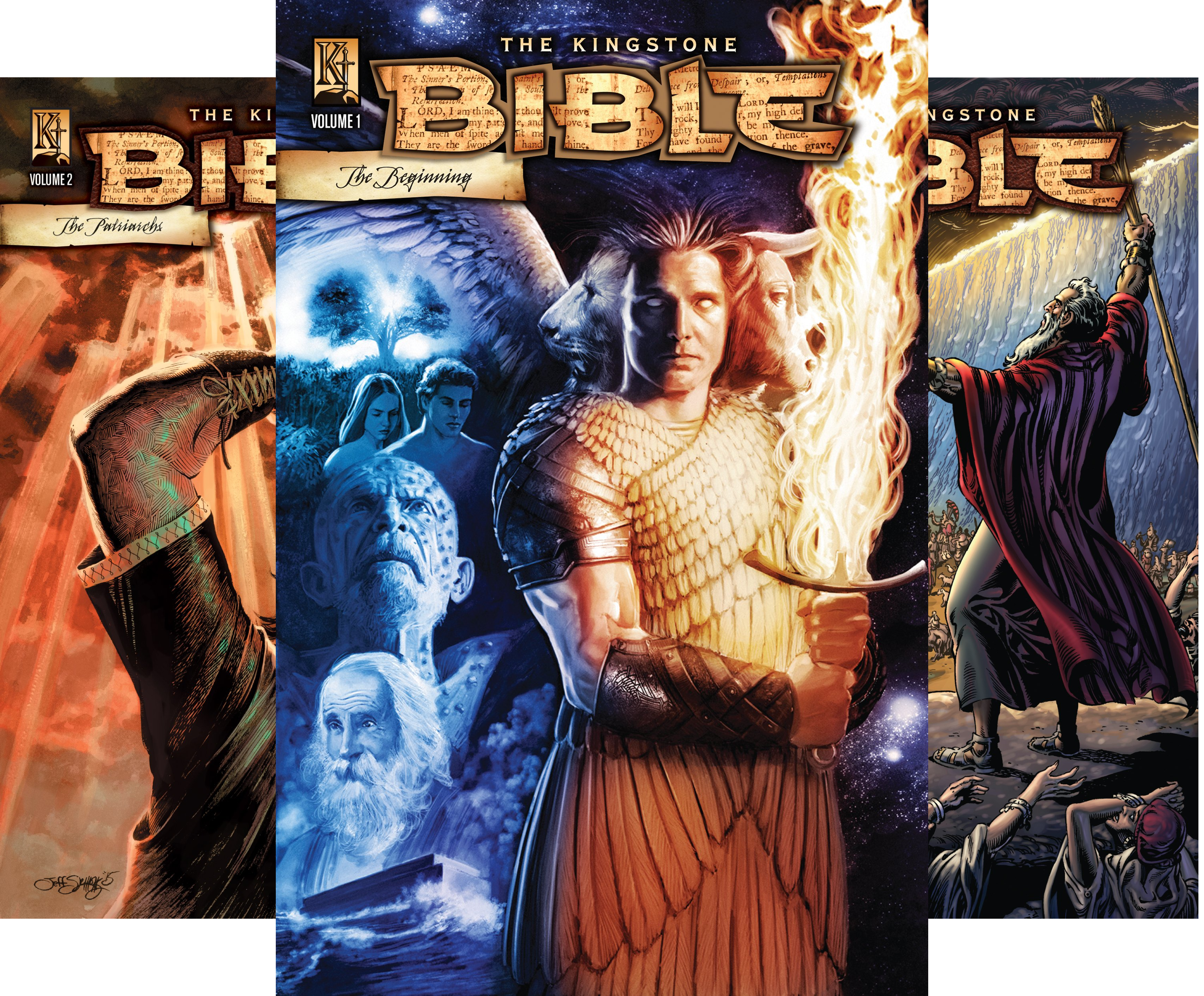 The Kingstone Bible (12 Book Series)