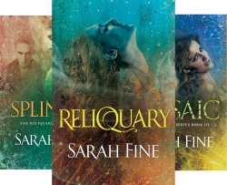 Reliquary Series (3 Book Series) by  Sarah Fine