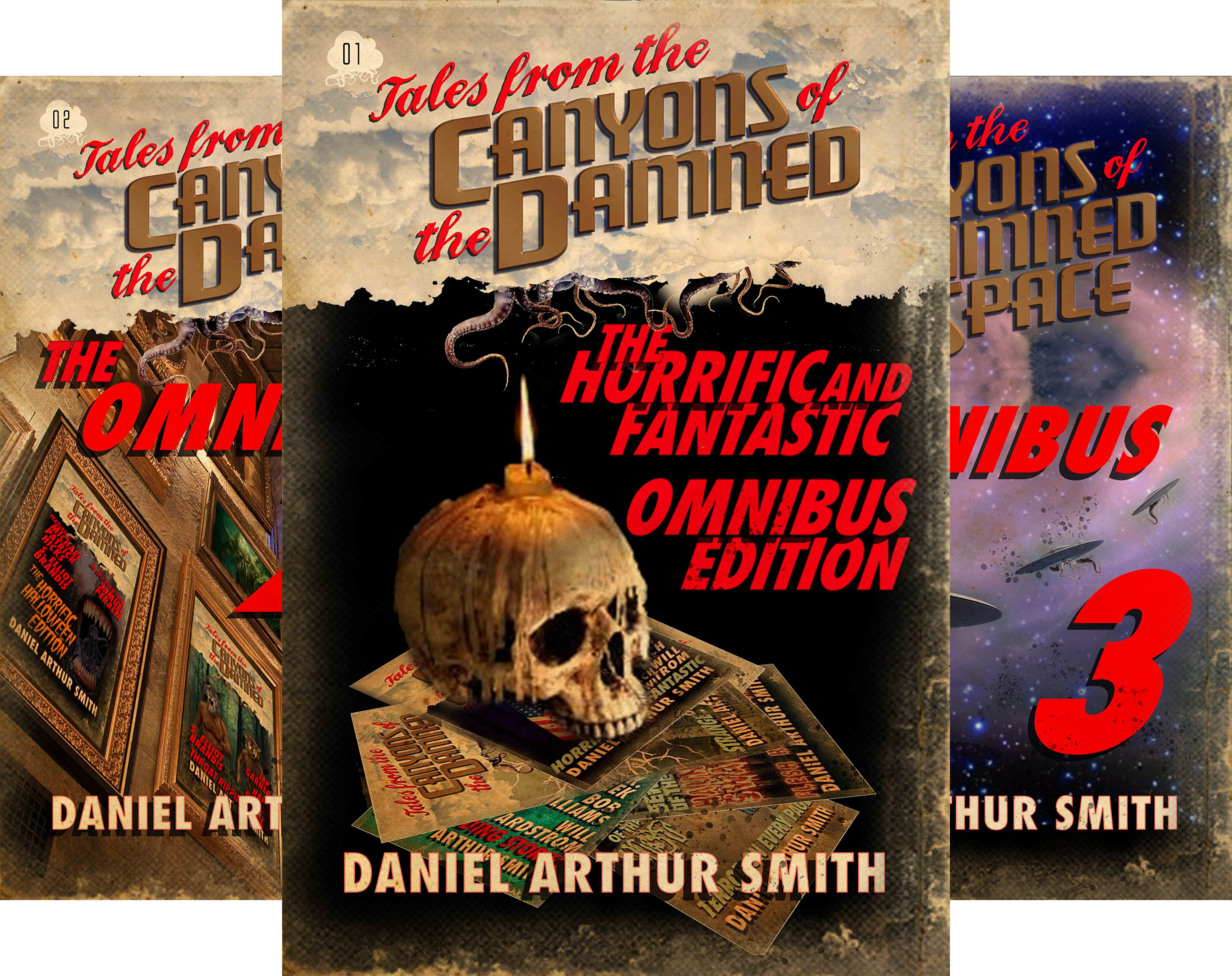 Tales from the Canyons of the Damned: Omnibus (6 Book Series)