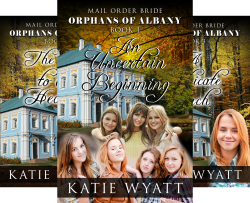 Orphans of Albany Series (4 Book Series) by  Katie Wyatt