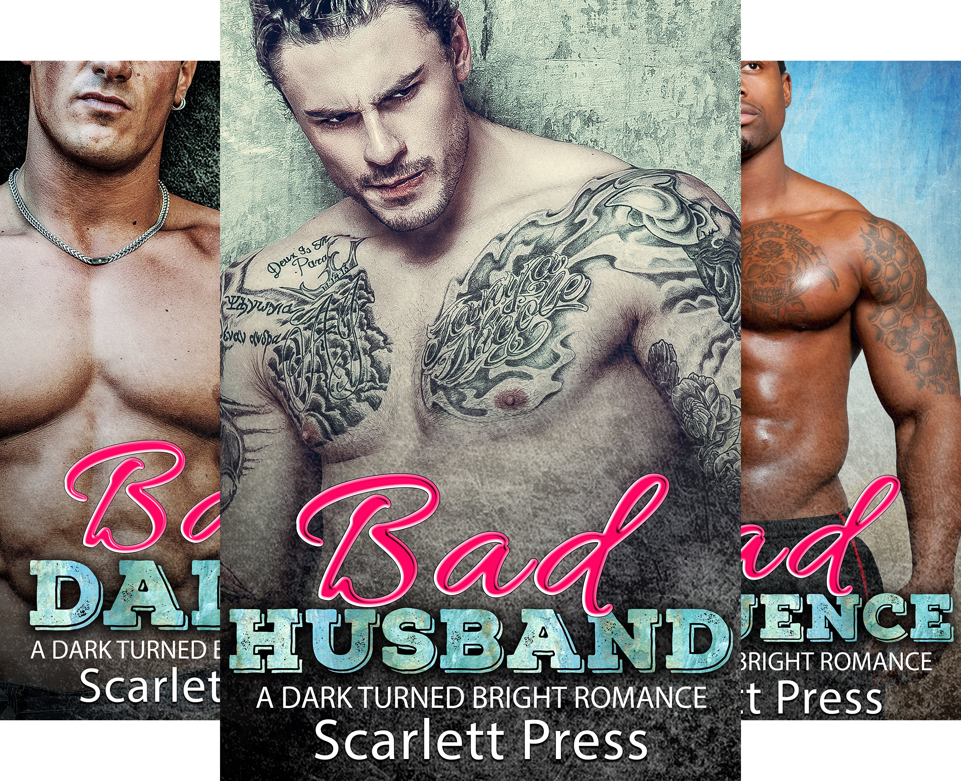 Bad Boys (3 Book Series)